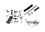 Ultimate DIY 9mm Ar-15 Lower Kit - 80% New Frontier C-9 Lower, Lower Parts Kit & Buffer Tube Kit With KAK 9mm Buffer